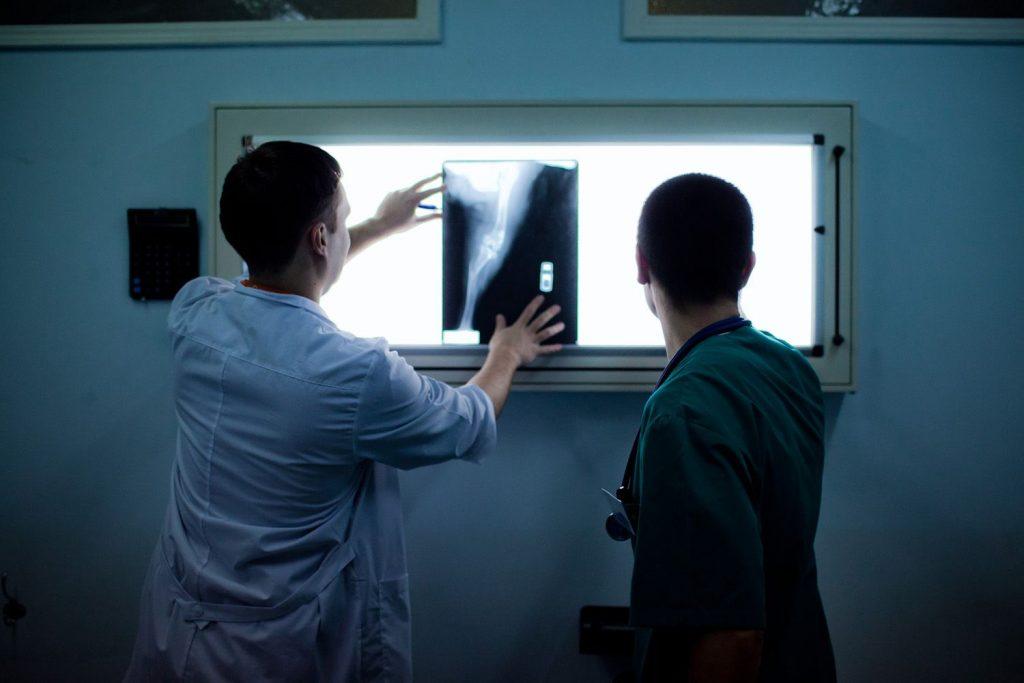 Ренгенография по снимкам